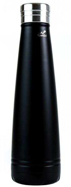 Trinkflasche Pansy Black