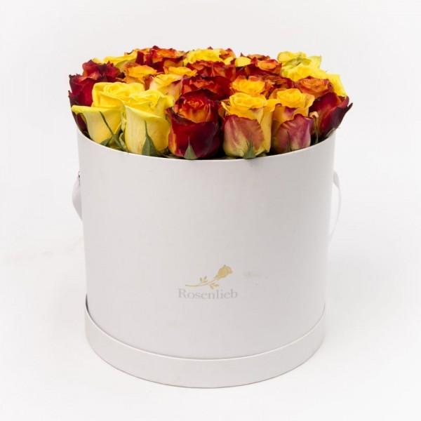 Grande Amore - 30 Naturale Rosen
