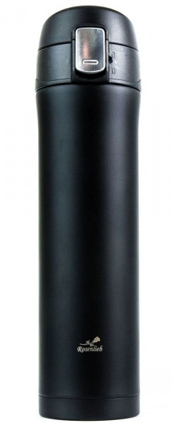 Trinkflasche Florence Black
